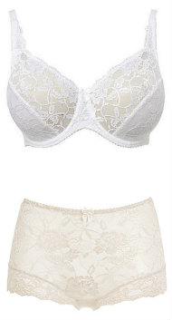 Charnos Rosalind Full Cup Bra and Brief