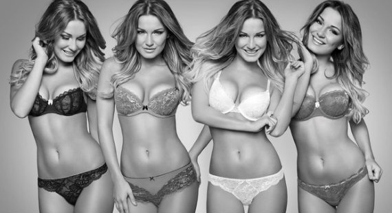 Sam Faiers for Ann Summers Sexy for You campaign